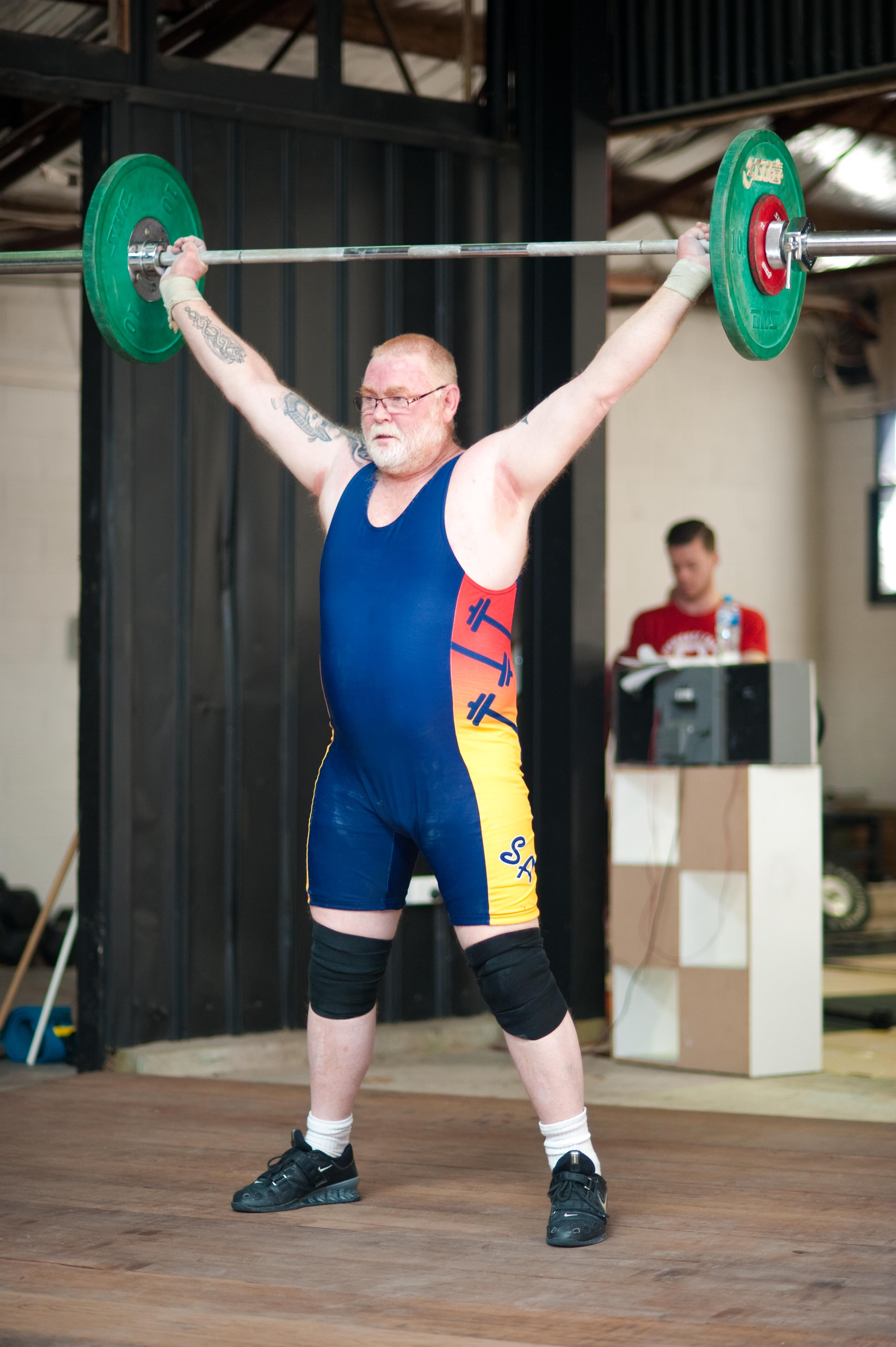 south n weightlifting association > getting involved there is a yearly awf national masters championships iwf world masters championship and every two years world masters games masters athletes are finding